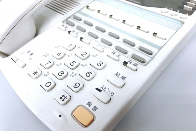電話設備工事
